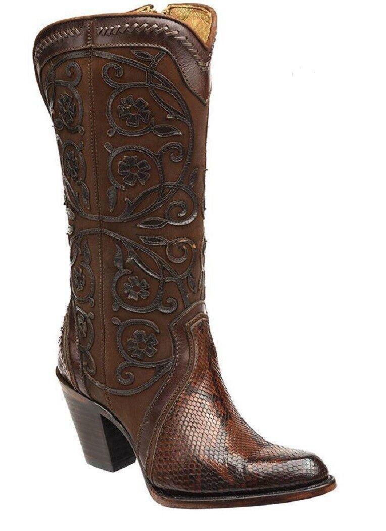 2Q05PH Python women Boots by Cuadra Boots