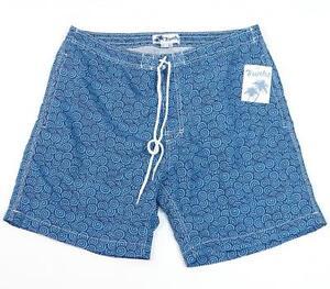 233ba544bc Trunks Surf & Swim Co. Blue Swami Swim Shorts Swim Trunks ...