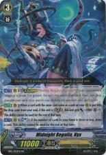 YuGiOh Midnight Regalia, Nyx - EB12/005EN - RR Near Mint