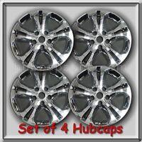 Dodge Durango Wheel Skins 2011-2014 18 Chrome Hubcaps Wheel Covers Set Of 4