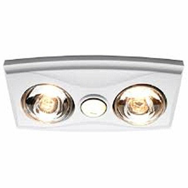Bathroom Heater 3 In 1 Four Heat Lamp