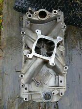 Bbc Edelbrock Torker Intake 2 0 Big Block Chevrolet Gm Oval 396 427 454 Ss Z28
