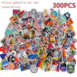 300-Stk-Aufkleber-im-Set-Stickerbomb-Tuning-Autoaufkleber-Style-Decals-Stickers