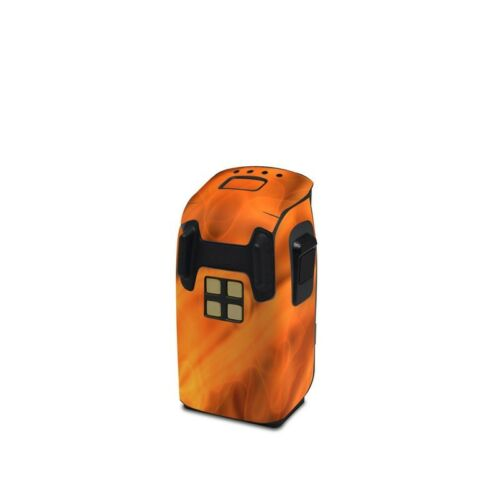 Sticker Skin Decal Combustion DJI Spark Battery Wrap