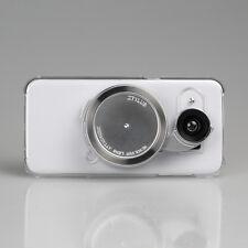 Ztylus Clear Phone Camera Case Cover for Samsung Galaxy S7 Edge + Revolver Lens