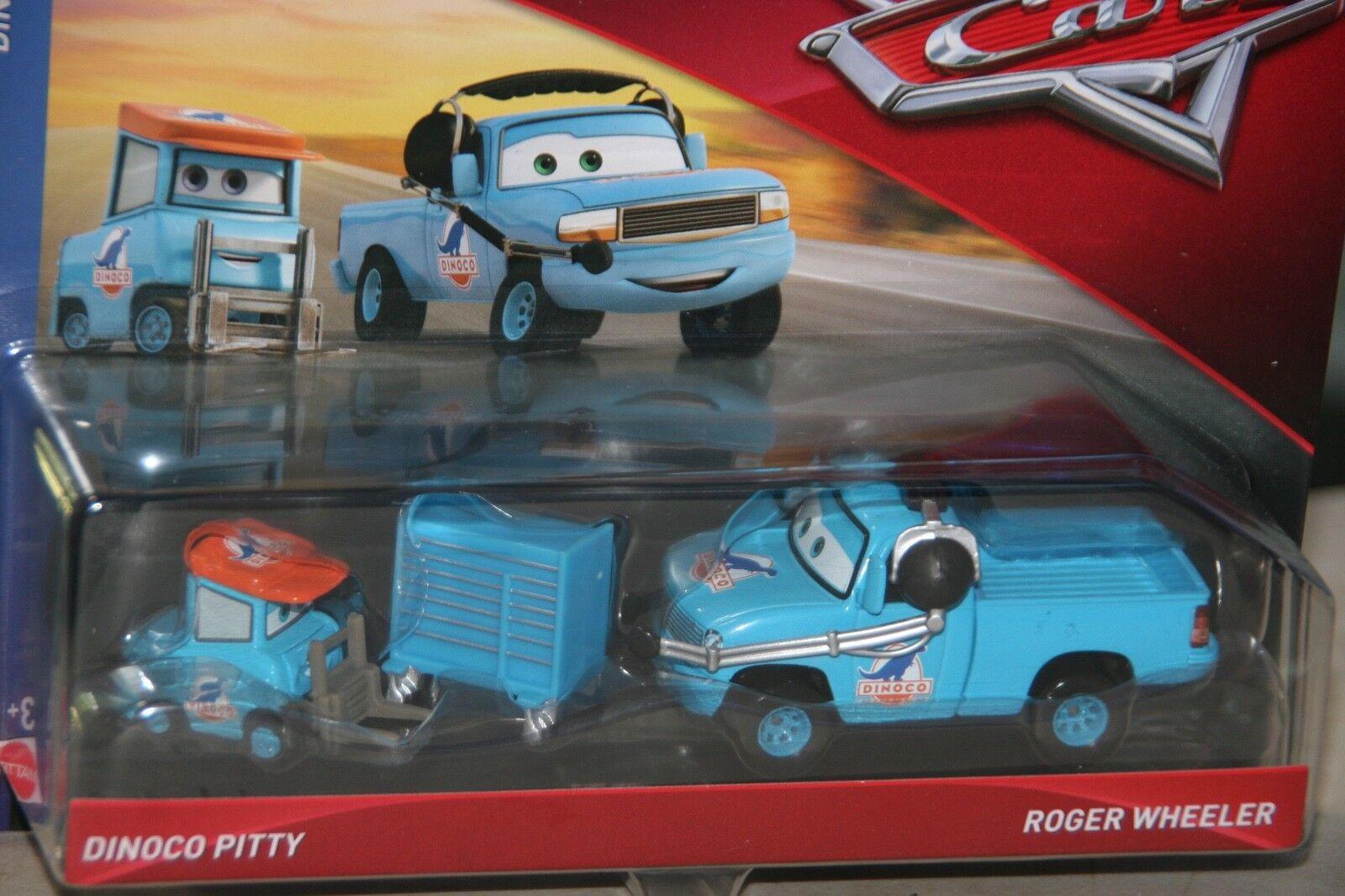 #08 Auto-Disney-Pixar-Auto Scala 1//55-Aussuchen 2-Pack