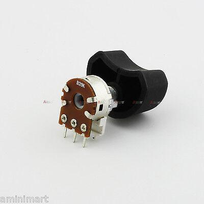 Automatic Resetting Potentiometer fr Lanc Libec Zoom Focus Control Rig DIY Grip