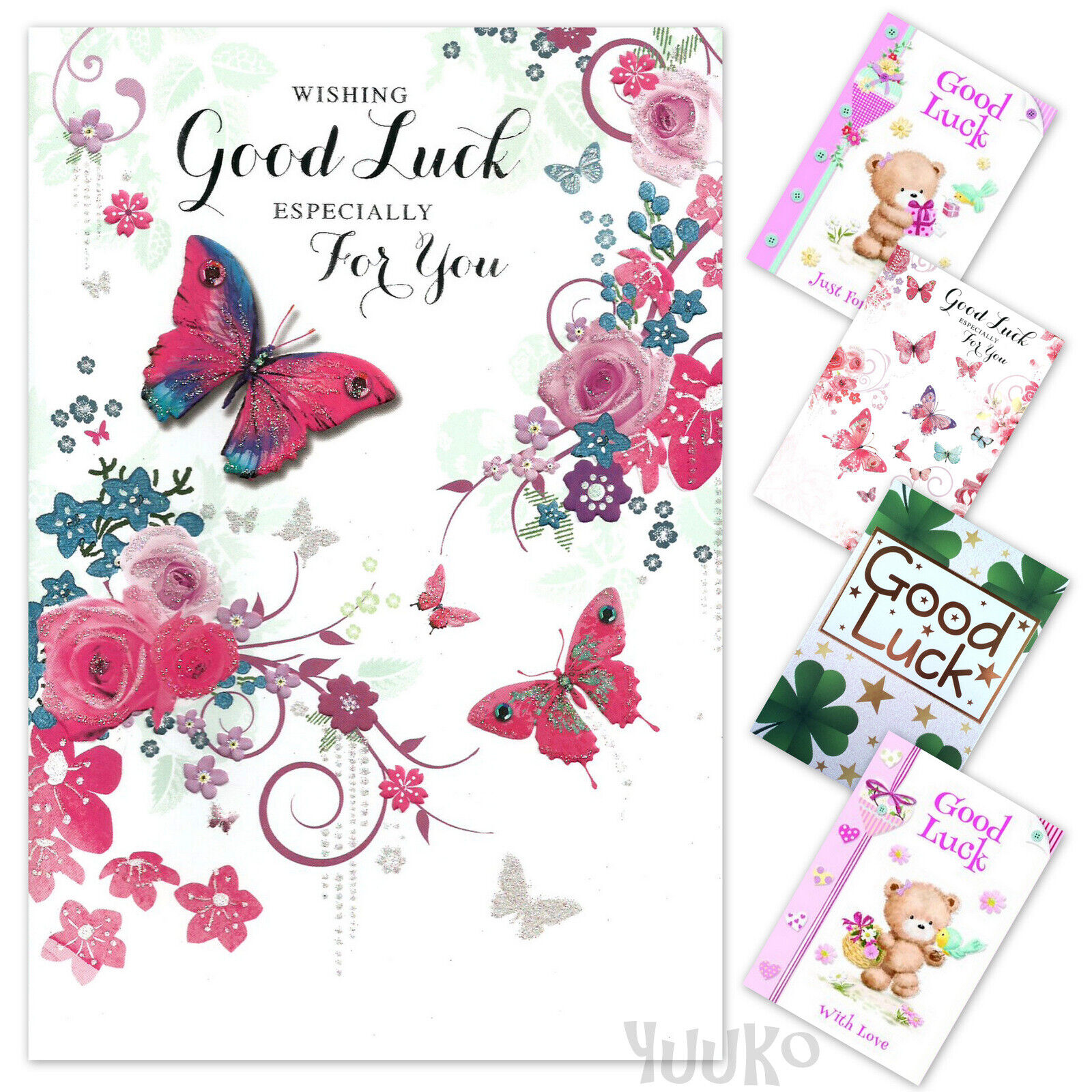 Good luck Greeting card Paper Paper & Party Supplies