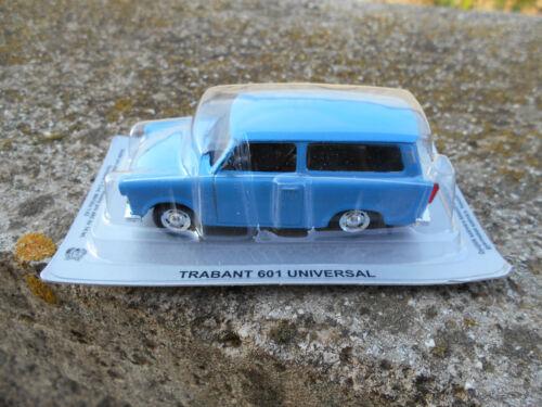 TRABANT 601 UNIVERSAL SCALA 1//43
