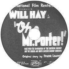 Oh, Mr. Porter! - British Comedy - Will Hay, Moore Marriott - 1937