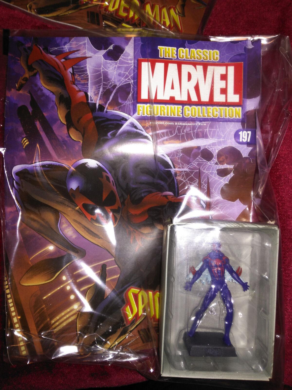 Selten, eaglemoss, klassische marvel 'sammlung, thema 197  spider - man 2099