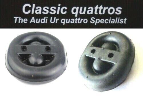 Colgador De Tubo De Escape Audi Ur Quattro Turbo Coupe//Coupe//Quattro//80//90 8A0253147A