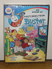Postcards from Buster: The Complete Series (DVD, 2010, 4-Disc Set)