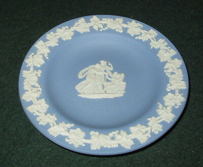 Initiative Wedgwood Blue Jasper Ware Pin Dish Structural Disabilities Pottery, Porcelain & Glass