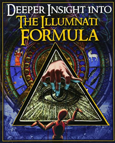 Formula Illuminati-Deeper Insight Into The Illumi (US IMPORT) BOOK NEW