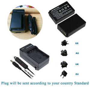 TWO-EN-EL20-Battery-Mains-amp-Car-Charger-for-Nikon-1-AW1-J2-J3-Coolpix-A
