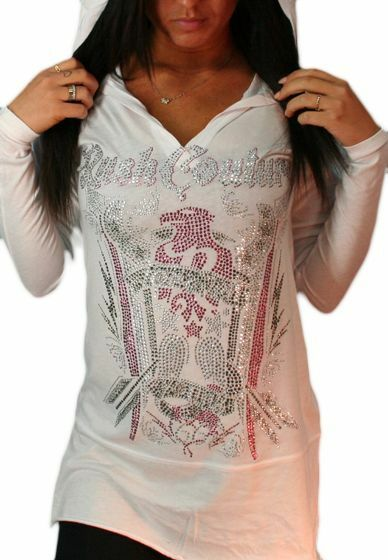 ORIGINAL Rush Couture Shirt   FOREVER YOUNG  Rw25