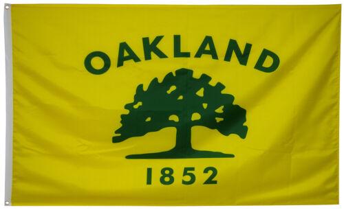 Large City of Oakland California Flag 3X5Ft US Seller