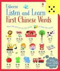 Listen and Learn First Chinese Words von Mairi Mackinnon und Sam Taplin (2016, Gebundene Ausgabe)