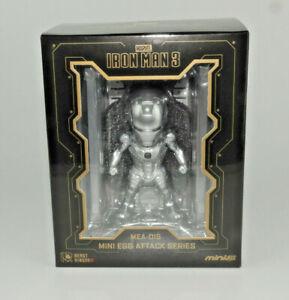 Beast-Kingdom-Iron-Man-3-Mini-Egg-Attack-MEA-015-Mark-II-Hall-of-Armor-Light-Up