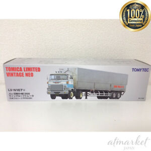 Tomica-Limited-Vintage-Neo-1-64-LV-N-167-a-Hino-HE-366-Finished-Goods-From-JAPAN