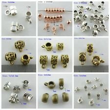 Multi-Styles Alloy Connectors Spacer Bail Beads Charms Pendants Jewelry Findings