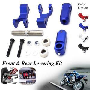 Front Lowering Kit Yamaha Raptor 350 660 700 700r ATV