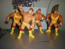 HASBRO WWF WWE HULK HOGAN SERIES 1 2 3 4 RARE COMBINED POSTAGE 2 OR MORE