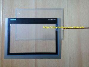 New-Siemens-SIMATIC-HMI-6AV2124-0MC01-0AX0-TP1200-touch-glass-amp-protective-film