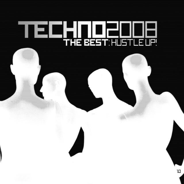 CD Techno The Best Volume 2 di Vari Artisti 2cds