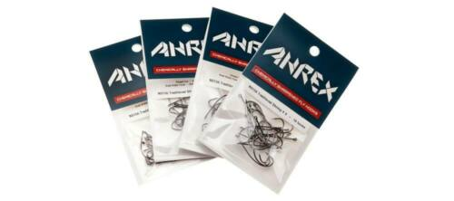 AHREX TRADITIONAL SHRIMP FLY TYING HOOKS HR428 TOP QUALITY STRONG TYING HOOKS