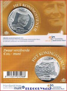 NEDERLAND - COINCARD 10 € 2013 UNC - KONING WILLEM-ALEXANDER - KONINGSTIENTJE