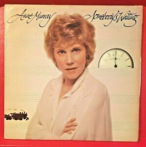 Anne Murray SOMEBODY'S WAITING LP Album - Vinyl Capitol Record Label 500-512064