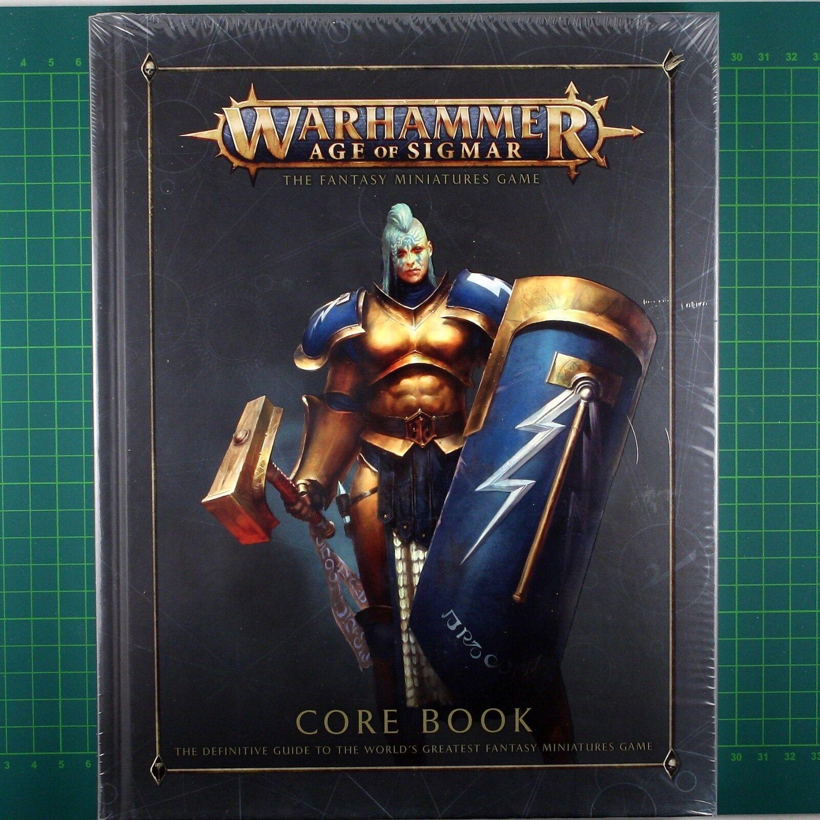 Warhammer Age Of Sigmar Core Libro Soul Wars 11382