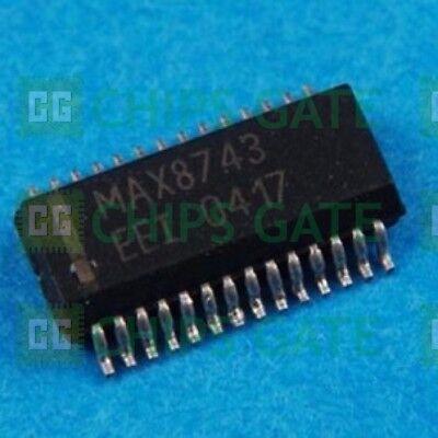 MAX8743 1PCS IC MAXIM SSOP-28 MAX8743EEI MAX8743EEI