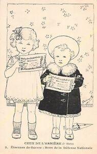 CPA Illustrator Maryel Circa 1914 1918 Series 3 n3