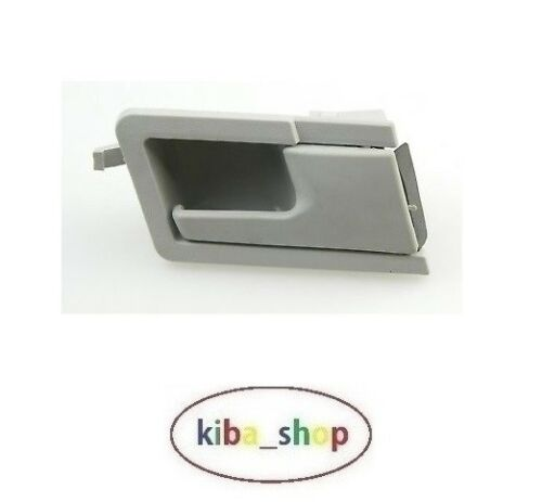 VOLKSWAGEN TRANSPORTER T4 1990-2003 NEW FRONT RIGHT INNER DOOR HANDLE GRAY