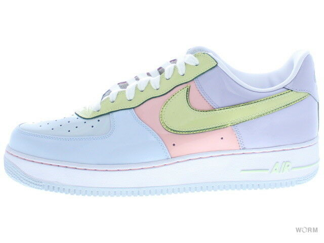 NIKE AIR FORCE 1 LOW RETRO  EASTER  845053-500 Size 12