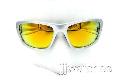 New Oakley Valve Silver Fire Iridium Polarized Men Sunglasses OO9236 07 $193 700285879550   eBay