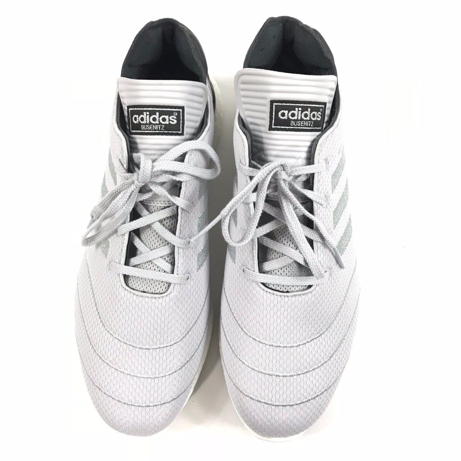 sale retailer 162de 7c8c0 ... Adidas Mens Busenitz Pure Boost Primeknit Primeknit Primeknit Gray Black  White F37782 Ultra Sz 11.5 e9a5e4 ...