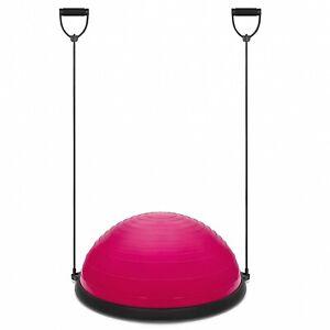 Yoga-Balance-Workout-Exercise-Strength-Training-Ball-Air-Pump-2-Resistance-Bands