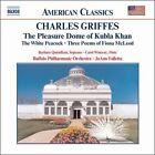 Charles Griffes: The Pleasure Dome of Kubla Khan (CD, Mar-2004, Naxos (Distributor))