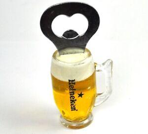 Heineken-Beer-Magnet-Bottle-Opener-Beer-Mug-Mould-Fridge-Magnet-Opener-Bware