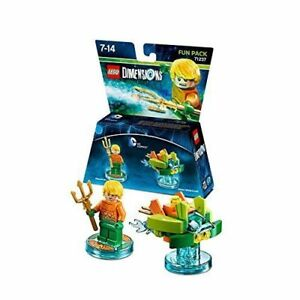 LEGO-71237-Dimensions-DC-Aquaman-Fun-Pack-Brand-New-amp-Sealed