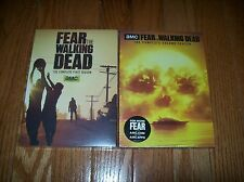 Brand New. Fear the Walking Dead the entire Series so far on DVD. Seasons 1 & 2