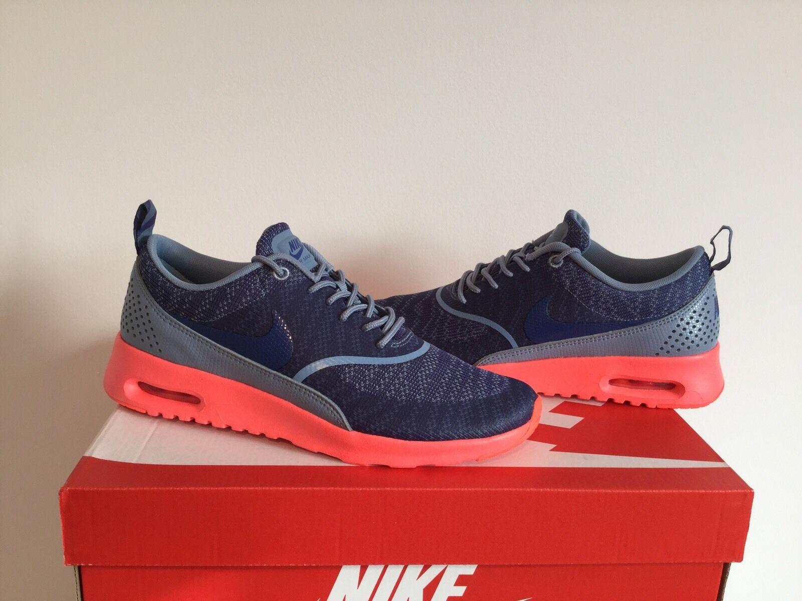Nike Air ~ Max Thea KJCRD ~ Air 718646 400 ~ U.K. Size 5 ~ Euro 38.5 9fb489