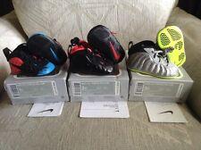 Nike Lil 'Posite Pro Baby Foamposite Package CB Infants Spider Man, Volt & Yeezy