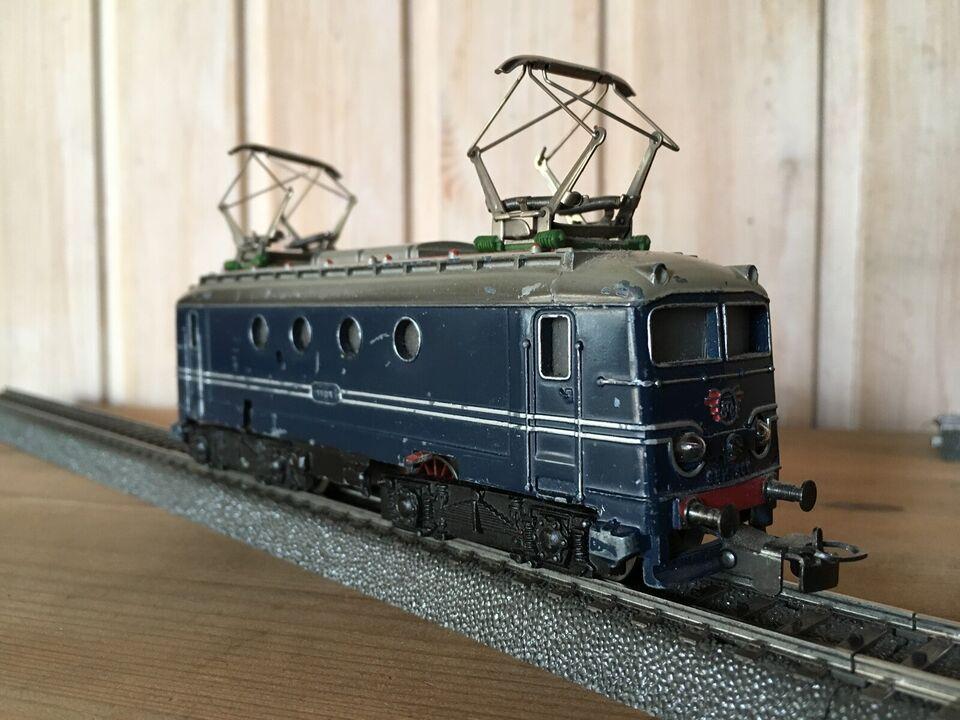 Modeltog, Märklin 3013.1 / SEH800 - Den eftertragtede 1.