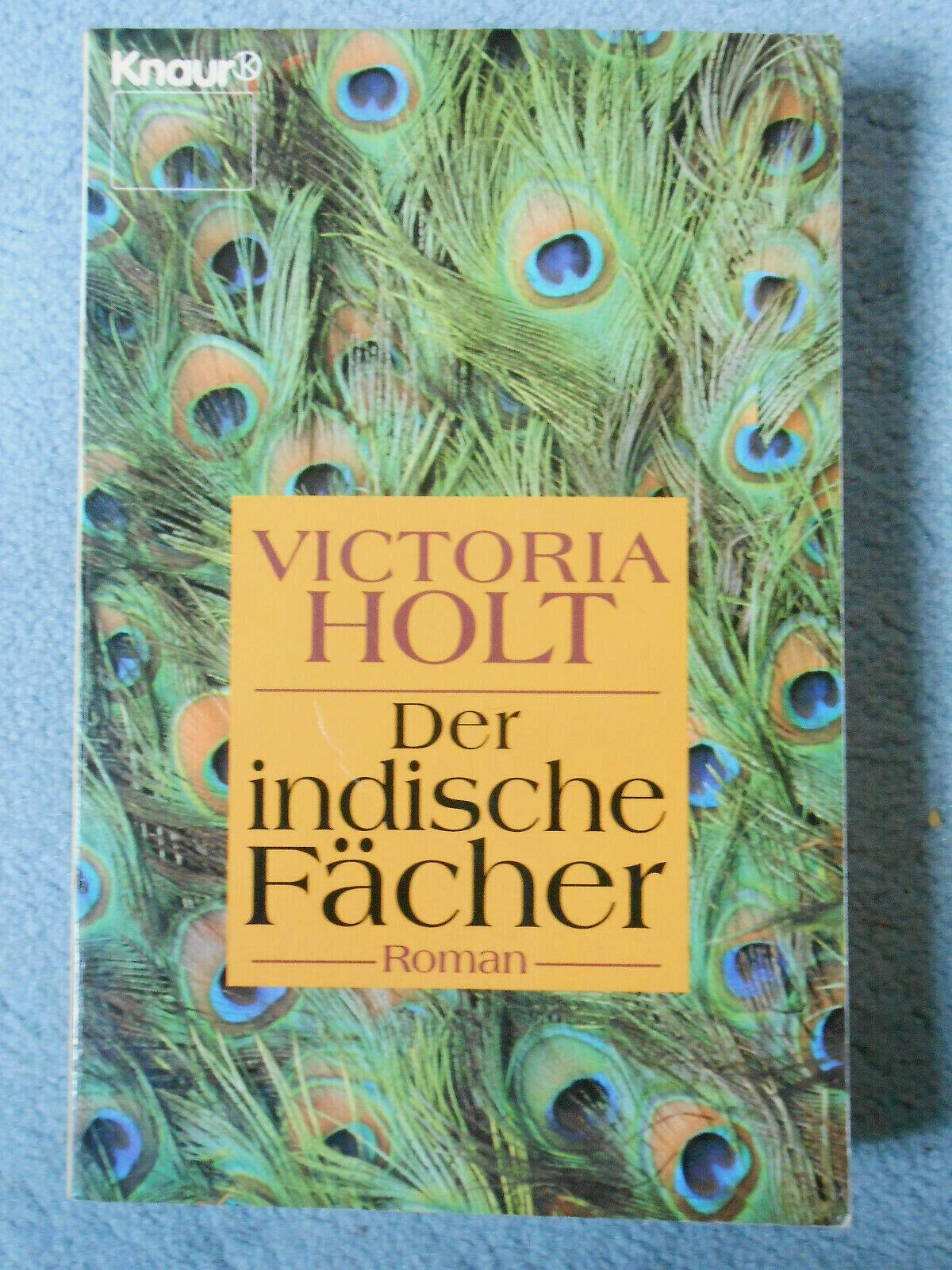 Der indische Fächer von Victoria Holt Taschenbuch - Victoria Holt