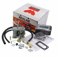 Genuine Weber 32/36 Dgv Manual Choke Carburetor Kit Jeep Cj Willys